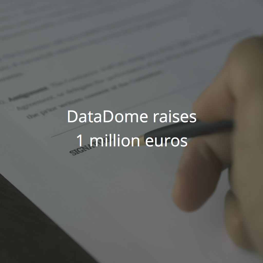 DataDome raises €1 million from its historical business angels