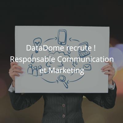 Responsable communication et marketing