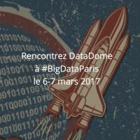 Rencontrez DataDome à Big Data Paris