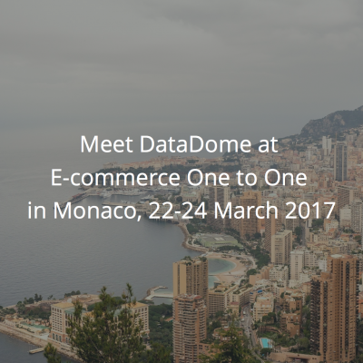 Meet DataDome at E-commerce One to One