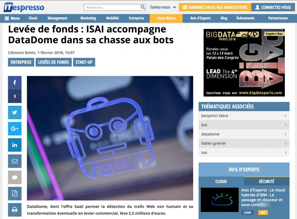 le bot latest version 2018